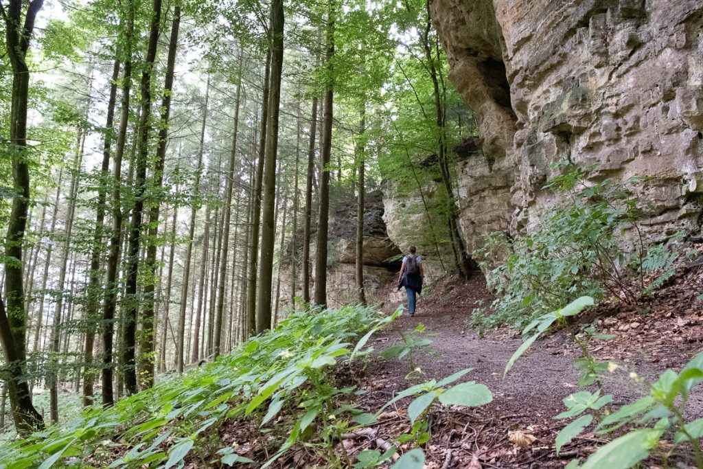 Wandelen in Guttland