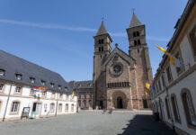 St Willibrord Basiliek in Echternach