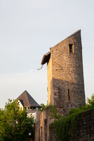 wandelen in Echternach