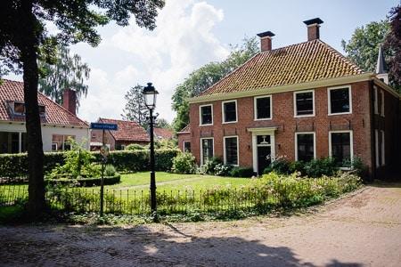 Fraai huis in Oudeschans