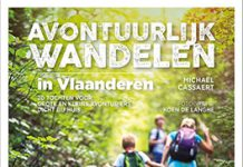 Cover Avontuurlijk wandelen in Vlaanderen