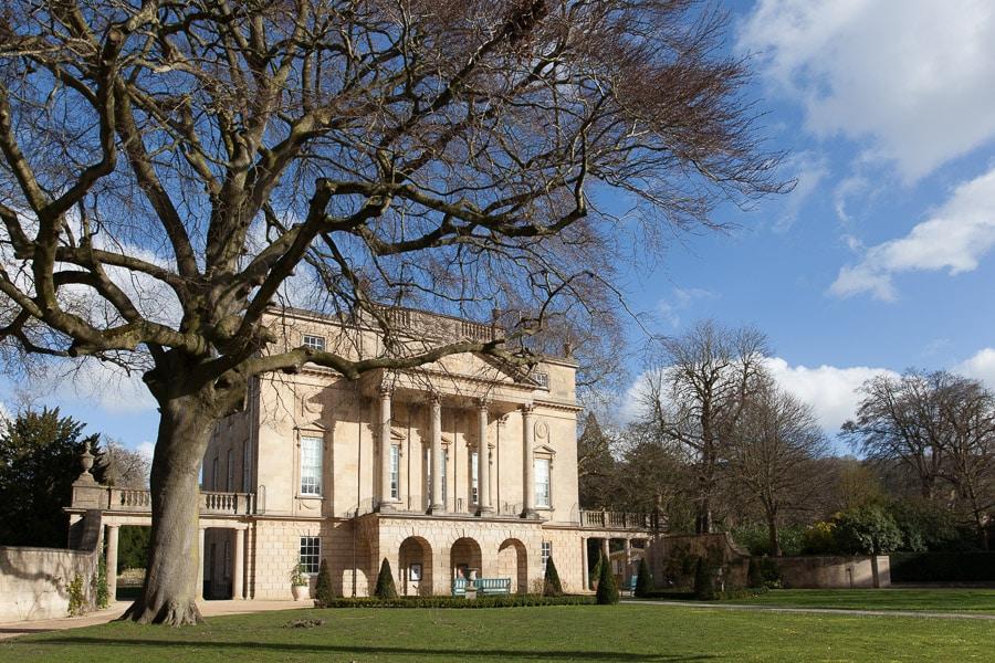 Bath in het spoor van Jane Austen