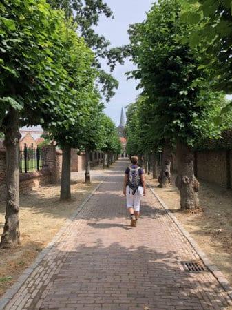 klompenpaden in Utrecht